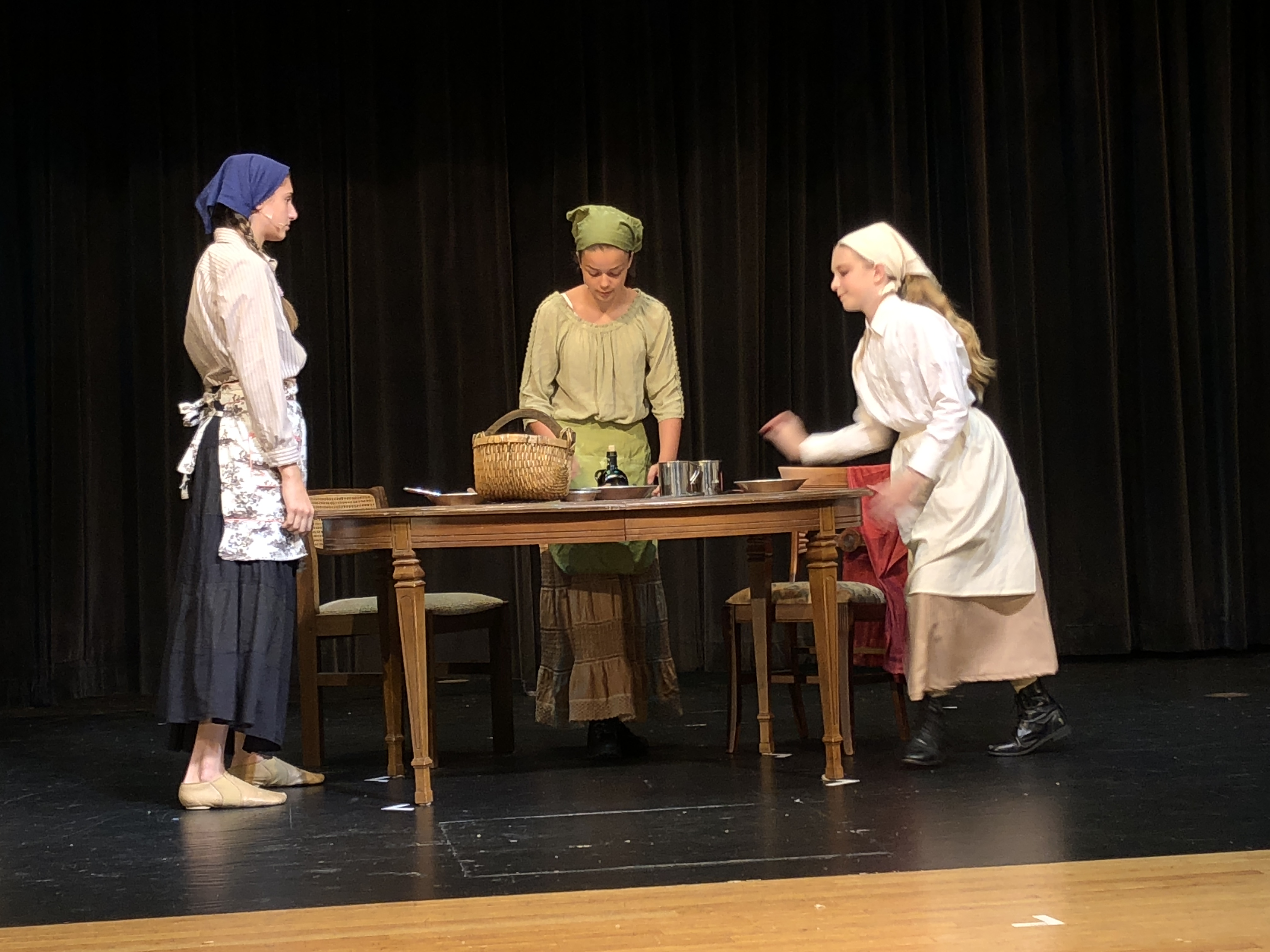 Margate Players 2 Brings Fiddler To The Pac Downbeach