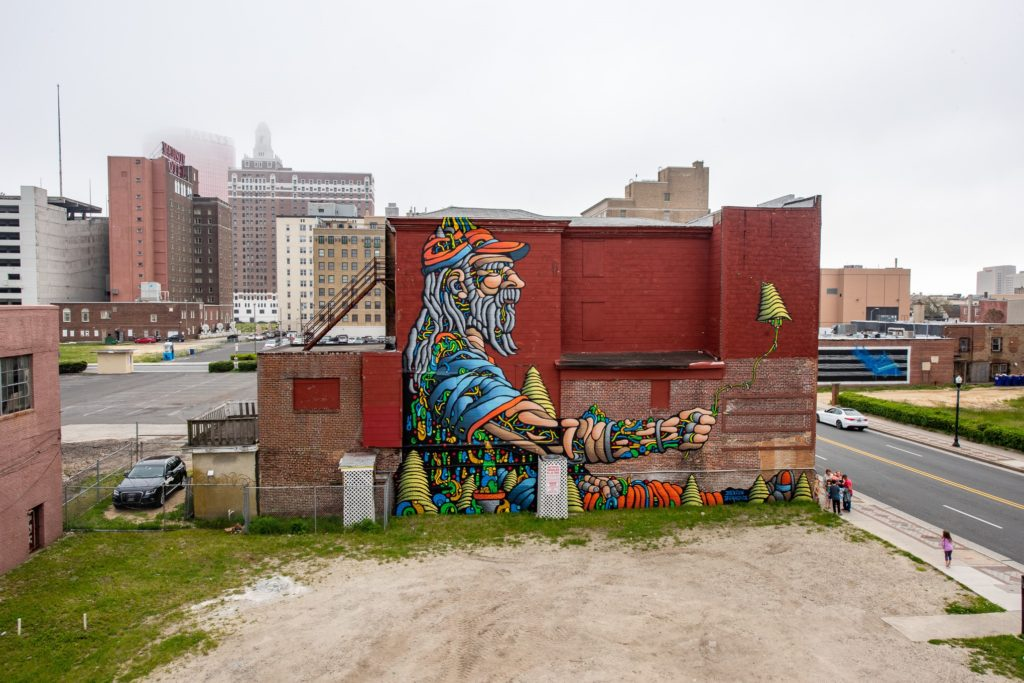 Atlantic city casino mural art circus casino stoke dress code